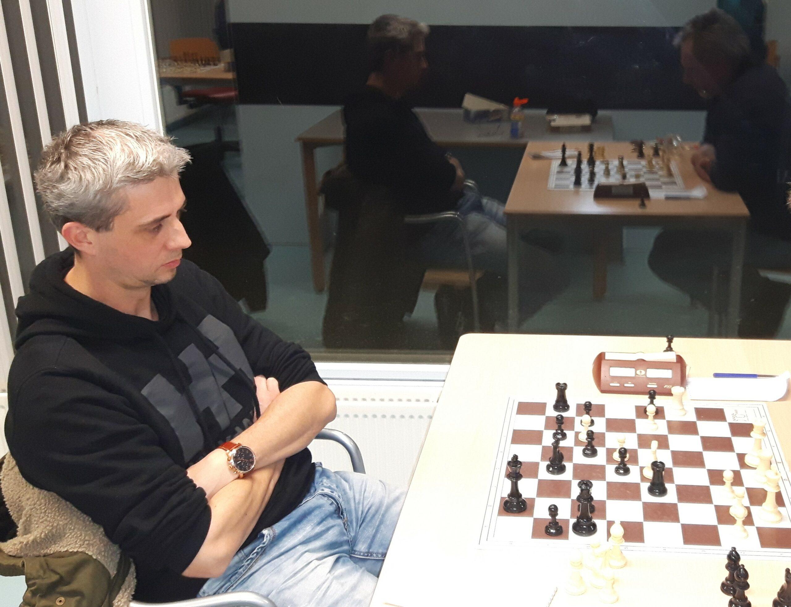 Bekerfinalist Wouter van Rijn